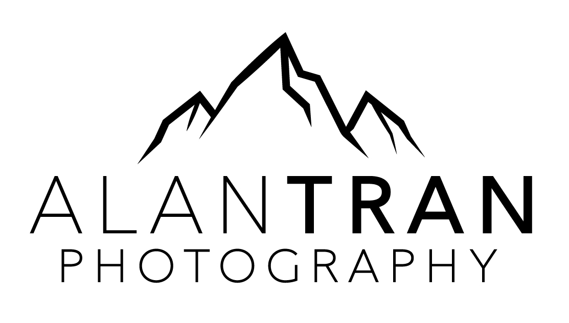 Alan Tran Photography Logo Design