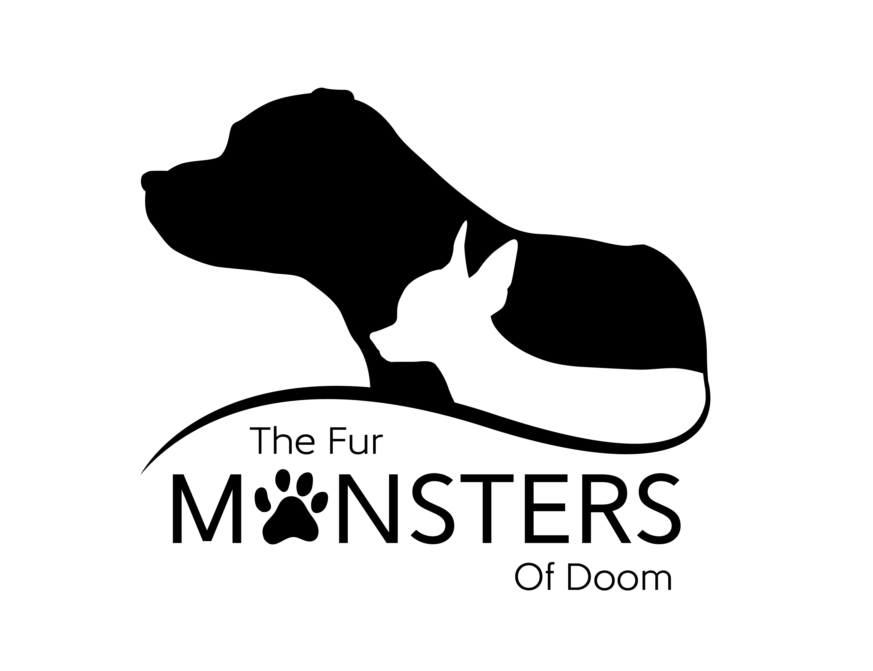 The Fur Monsters Of Doom Logo