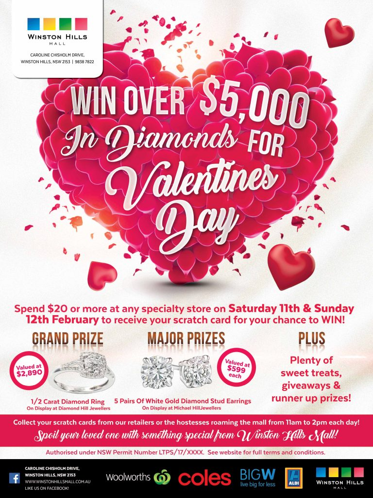 WHM Valentines Day Promo