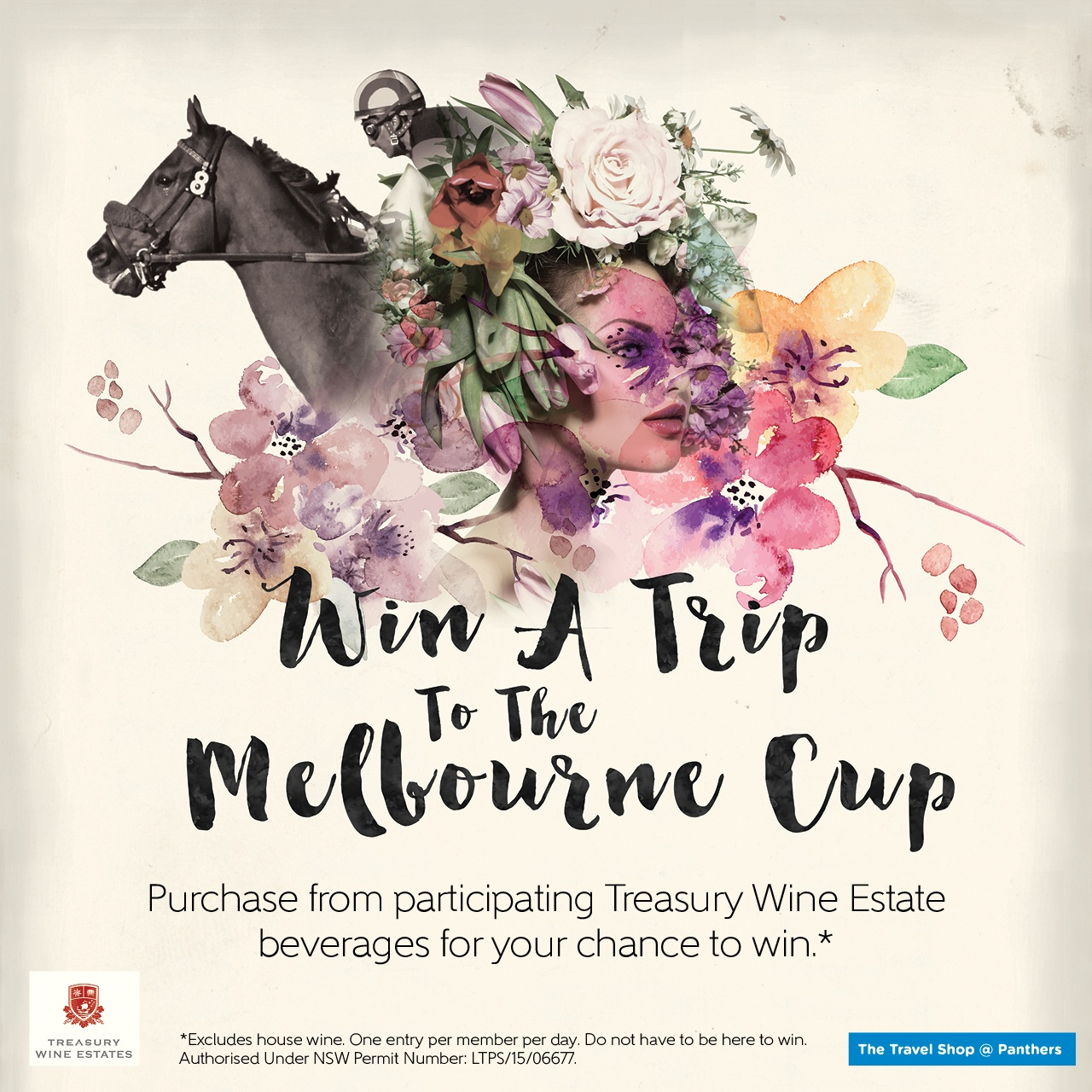 Penrith Panthers Melbourne Cup Promotion