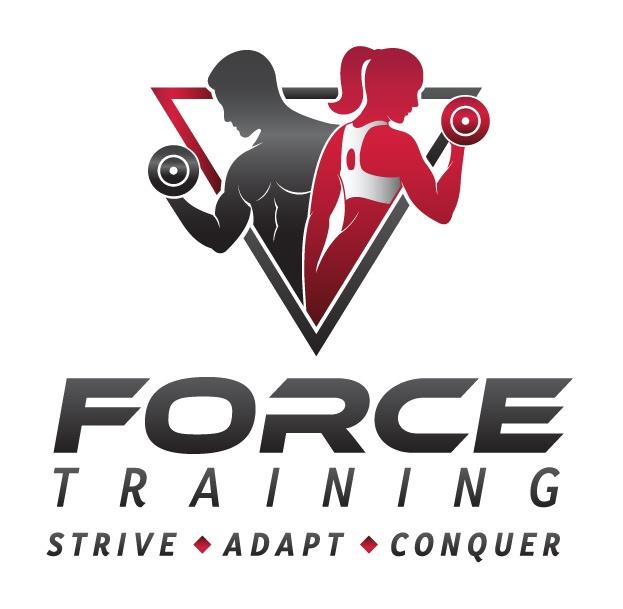 Force Training Logo Design