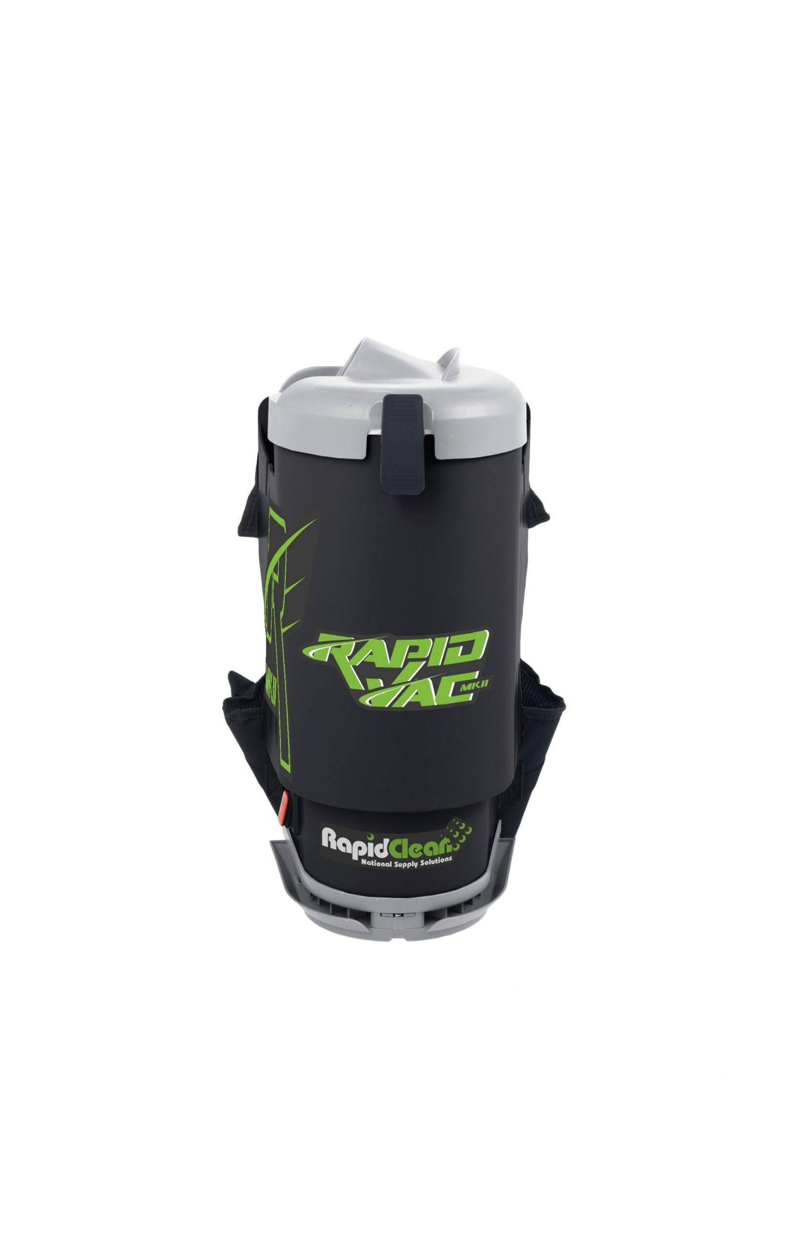 RapidVac Vacuum Design